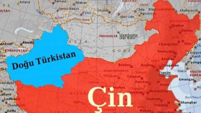 Doğu Türkistanda ki Çin zulmü