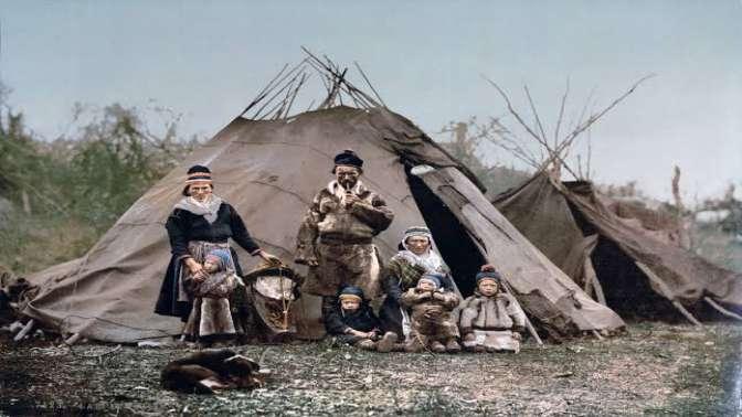 Kuzey'in Şamanist Milleti Laponlar
