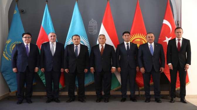 Macaristanda Türk Konseyi Temsilcilik Ofisi açıldı