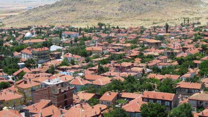 Mahmudiye ilçesinin etnik yapısı