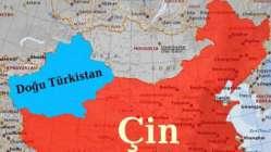 Doğu Türkistan'da ki Çin zulmü