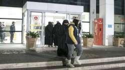 Koronavirüs'ten kaçan İran'lılar Türkiye'ye de geldi.