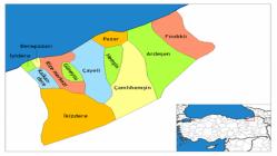 Rize'nin etnik yapısı