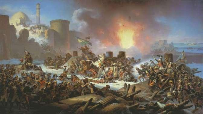 Yakılan donanma ve katledilen Türklük Navarin